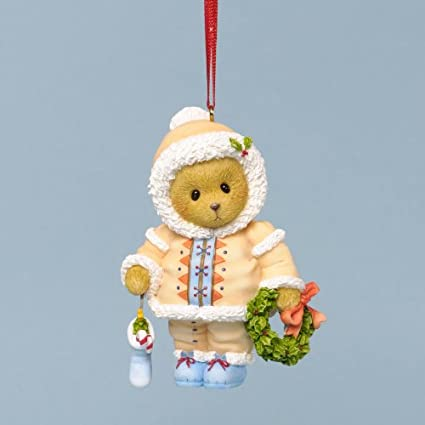 Cherished Teddies Dated 2013 Holiday Ornament - Embrace the Season's  Traditions - Amazon.com: Cherished Teddies Dated 2013 Holiday Ornament - Embrace