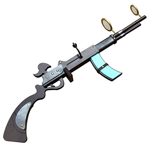 Mtxc League of Legends Cosplay Caitlyn Weapons Gun 2nd Black