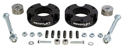 "ReadyLift T6-5055K T6 Billet Black 2.25"" 6-Lug Leveling Kit for Toyota Tacoma 2WD/4WD"