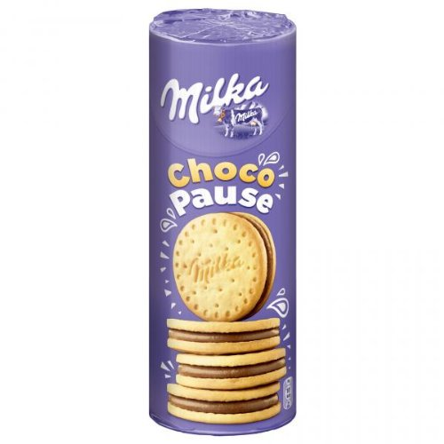 Milka Choco Pause cookies- Imported from Germany-Shipping from USA by Milka