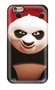 Best 6615897K98217480 Scratch-free Phone Case For Iphone 6- Retail Packaging - Kung Fu Panda 2 Hd