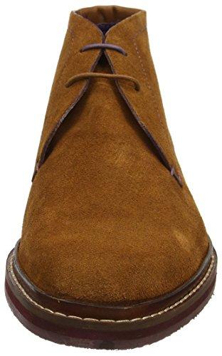 Ted Baker Mens Tan Azzlan Boots