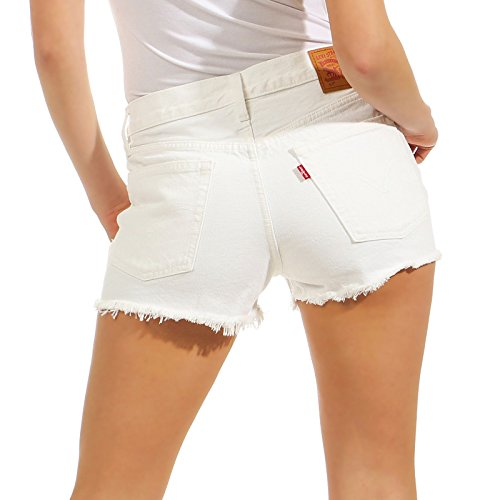 SUPERSON 32317 bianco 501 Levi's SHORT 0cfABwWF