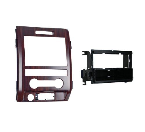 Metra 99-5820CB Single DIN Installation Kit for Select 2009-UP Ford F-150 Vehicles