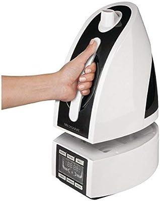 Medisana AH 665 Ultrasónica 4.5L 30W Negro, Color blanco - Humidificador (30 W, 240 mm, 170 mm, 360 mm, 1,3 kg ...