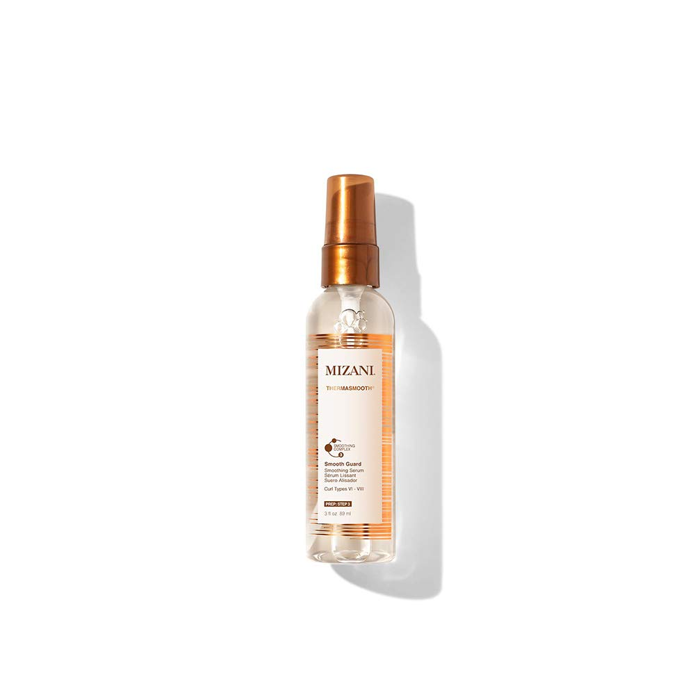 is serum good for curly hair