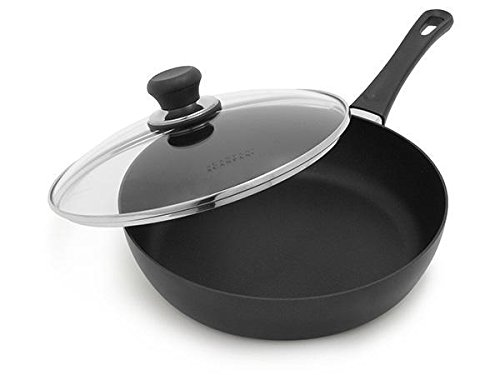 Scanpan Classic 10 1/4 in. Saute Pan with Lid (26101204-S) for sale  Delivered anywhere in USA