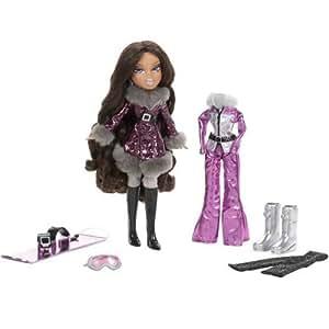 Amazon.com: Bratz Wintertime Collection - Yasmin: Toys & Games