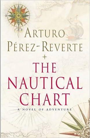 The Nautical Chart A Novel Of Adventure Amazon De Perez Reverte Arturo Fremdsprachige Bücher