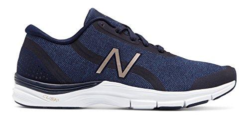 豚嵐上級(ニューバランス) New Balance 靴?シューズ レディーストレーニング 711v3 Heathered Trainer Pigment with Champagne ピグメント US 6.5 (23.5cm)
