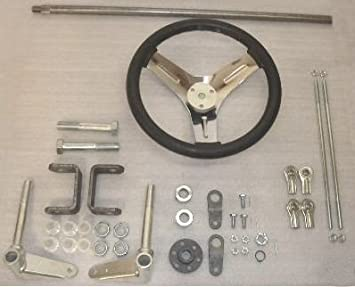 Go Kart Steering Parts Package, Steering Arms - Amazon Canada