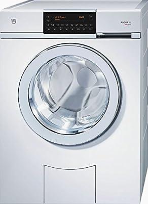 V de tren: lavadora Adora S, waaslc, diseño cromo, izquierda ...