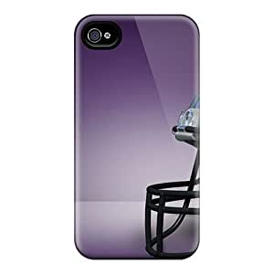 Fashionablebaltimore Ravens - Iphone 4/4s Cover, Protective Cases