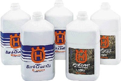 Husqvarna Bar And Chain Oil Bottle Gal.