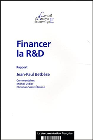 Téléchargement Financer la R&D pdf, epub ebook