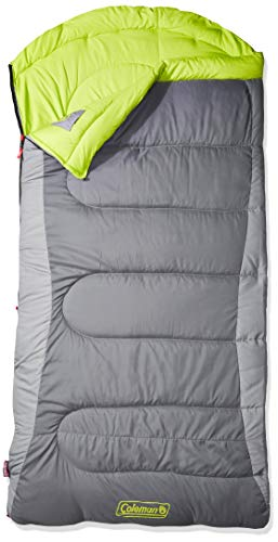 Coleman Memory - Coleman Dexter Point 40 Degree Big & Tall Sleeping Bag