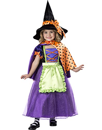 Storybook Witch Toddler Costume - Toddler Small
