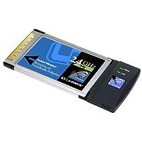 Adaptador de portátil inalámbrico-G WPC54G de Cisco-Linksys
