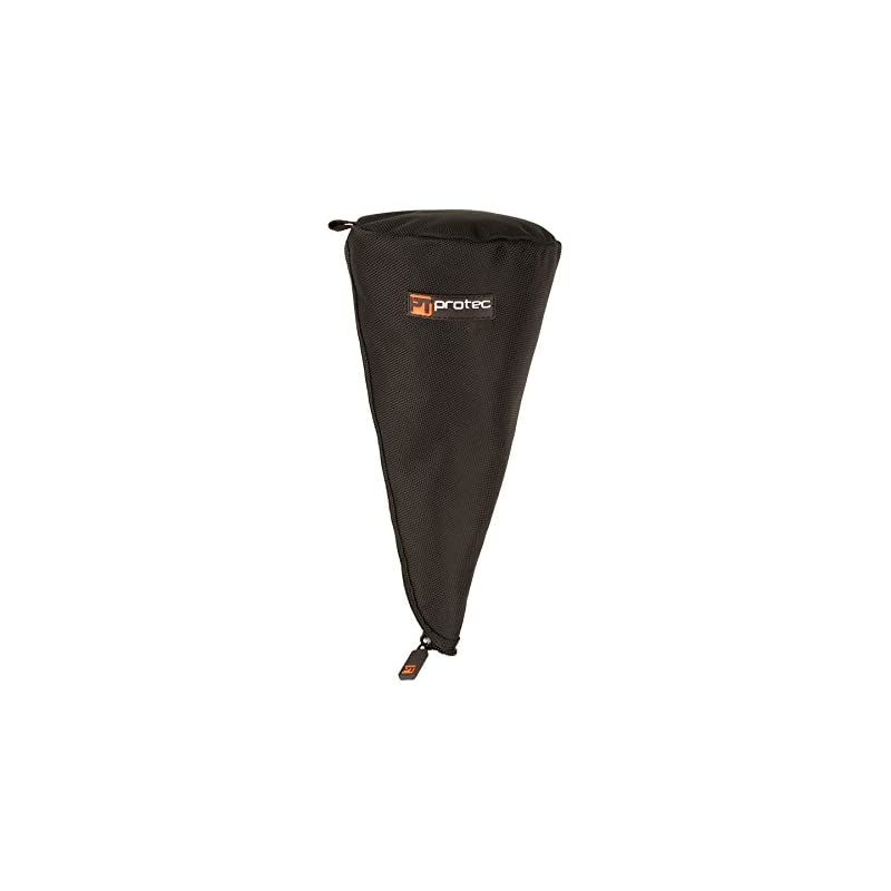 Protec French Horn Mute Bag with Case/Ba