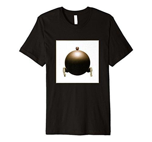 Surreal Spherical Sculpture T-Shirt