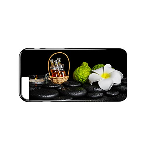 Aromatic Spa Set Bergamot Fruits Candles Full Cover Phone Case Samsung Galaxy S6