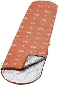 S.O.L. Survive Outdoors Longer 70 Percent Heat Reflective Escape Bivvy (Orange)
