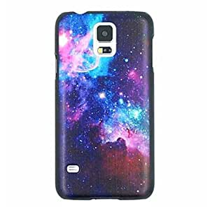 YULIN colorido galaxia pattern pc caso duro para i9600 samsung galaxy s5