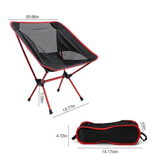 Chaise Pliante Camping Lintimes Portable De Par b76vfYgy