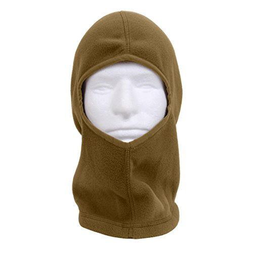Rothco Polar Fleece Balaclava, Coyote Brown