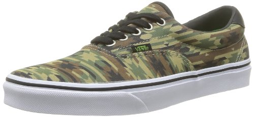 Vans Mens Era 59 Native Camo Sneakers black 13