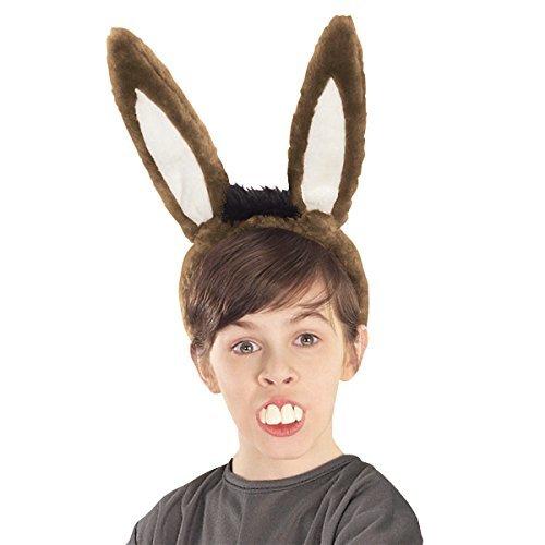 And Donkey Donkey Teeth Shrek Costumes Ears (Shrek Forever After-Donkey Teeth and Ears Child by)