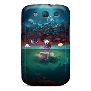 Tpu Case For Galaxy S3 With MEBdiRt1997uWmJF AnnetteL Design