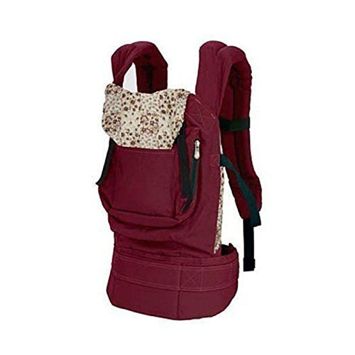 OrangeTag Cotton Baby Carrier Infant Comfort Backpack Buckle Sling Wrap Fashion,Red by OrangeTag