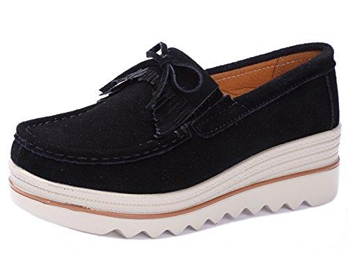 加害者ロッカーワゴン(ダダウン)DADAWEN  レディース ウォーキングシューズ 厚底 スニーカー 美脚 歩くやすい 軽量 コンフォート 通勤靴