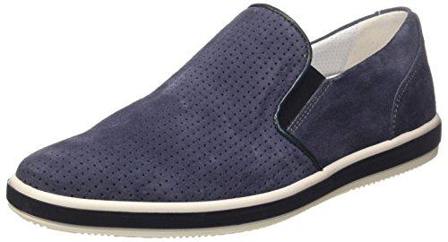 amp;CO Sneaker Uomo Blu Ubk 11088 IGI Jeans Aaqwd4A8