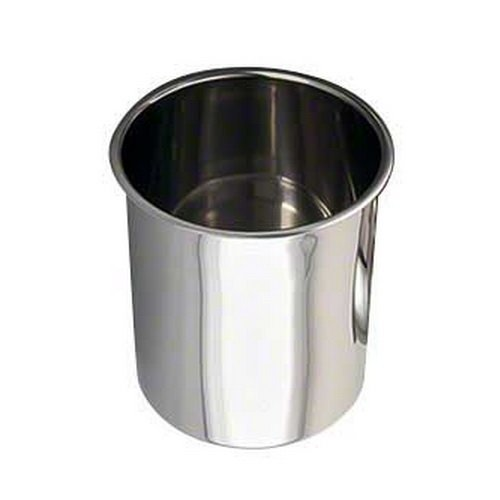 Browne 1-1/4 qt Stainless Steel Bain Marie Pot