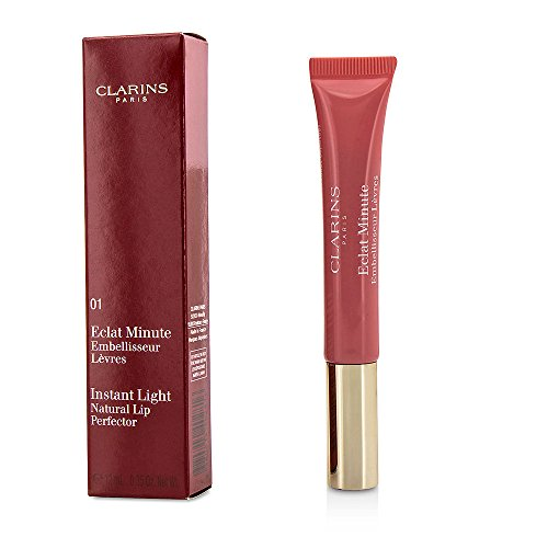 Clarins by Clarins Eclat Minute Instant Light Natural Lip Perfector - # 01 Ro. (Package of 2) ()