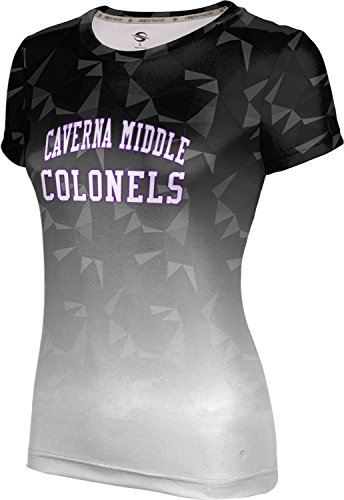 Price comparison product image ProSphere Women's Caverna Middle High School Maya Shirt (Apparel) (Small)
