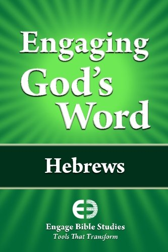 Engaging God's Word: Hebrews PDF