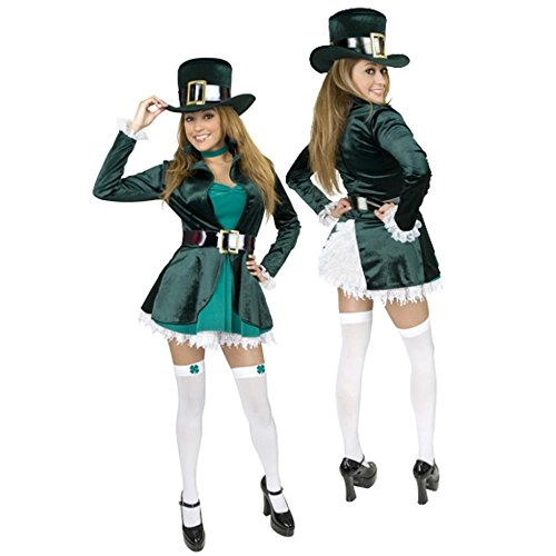 Leprechaun Adult Costume - Small