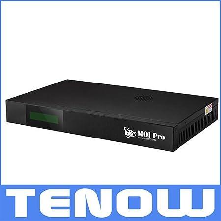 MOI Pro DVB IPTV Streaming Server Linux Based IP: Amazon co uk