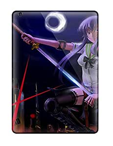 CrPxonG6049zNzOq ZippyDoritEduard Awesome Case Cover Compatible With Ipad Air - Highschool Of The Dead