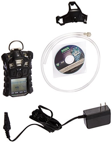 Msa  Mine Safety Appliances  10107602 Altair 4X Portable Combustible Gas  Oxygen  Hydrogen Sulfide And Carbon Monoxide Monitor With Motion Alert By Msa  Mine Safety Appliances Co