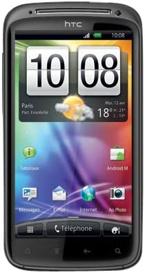 HTC Sensation - Smartphone libre Android (pantalla de 4,3