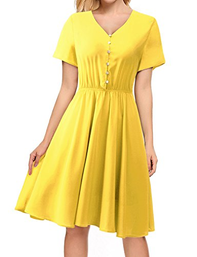 easy 50s dress - 8