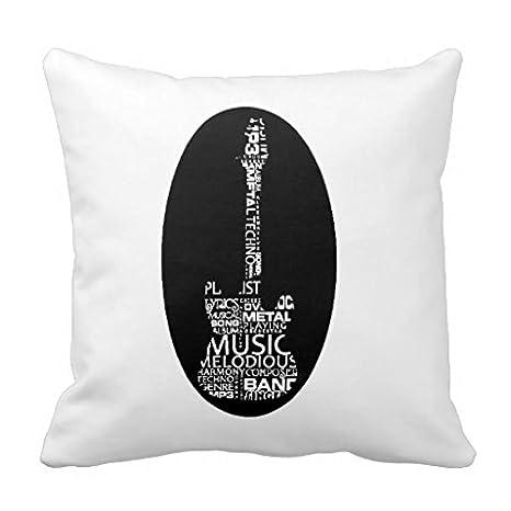 Guitarra palabra Fill Blanco sobre negro música imagen png ...