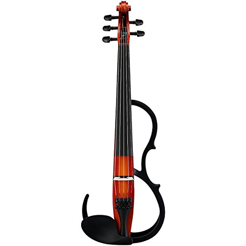 Yamaha SV-255 Professional Silent 5-String Violin by Yamaha