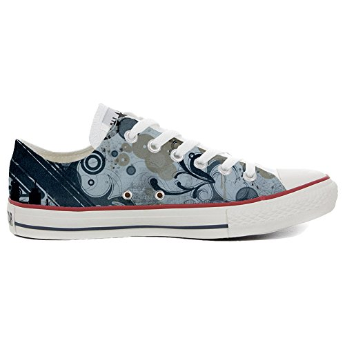 Star Handwerk Schuhe Customized Schuhe personalisierte Converse Fantasy Bubles Low All YOXZwx5