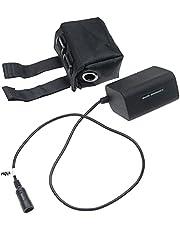 vhbw Accu (pak) compatibel met fietslampen (7800 mAh, 8,4 V, Li-Ion)