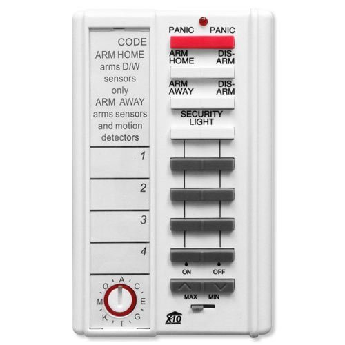X10 Wireless Security Handheld Remote (SH624) by X10 ()